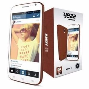 Telefono Celular Android 4.4 Dualsim Cam Wifi Yezz Andy 3.5