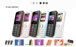 Telefono Celular Blu Zoey % Original,camara,dual Sim