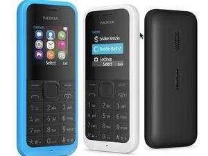 Telefono Celular Nokia 105 Doble Sim Camara Flash Mp3 Nuevos
