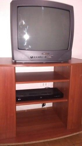 Televisor Daewoo / Blu-ray / Mesa Modular