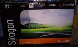 Televisor Siragon Smartv Led 32 Pulgadas