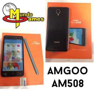Teléfono Amgoo Am508 Nuevo Somos Tienda Física