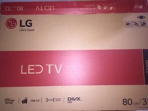 Tv Led Lg 32 Pulgadas Hd Nuevo A Estrenar