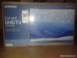 Vendo Tv Samsung Curved De 49 Pulgadas.