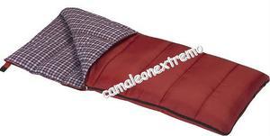 Bolsa O Saco De Dormir Sleeping Bag Campamento