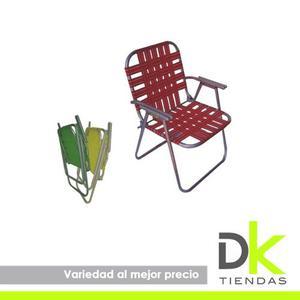 Ecology Silla Standar Aluminio Nylon Ref