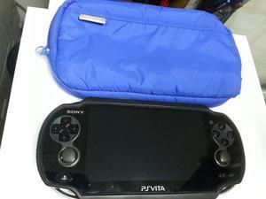 Ps Vita Sony Con Wifi Sin Uso Con Memoria