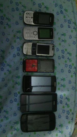 Vendo Estos Teléfonos para Repuesto