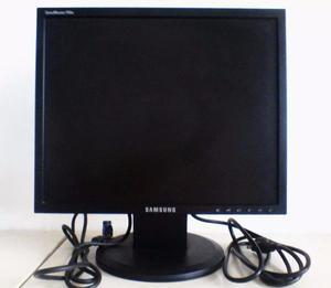 Vendo Excelente Monitor Usado Samsung De 17 Pulgadas