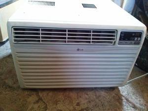Aire acondicionado LG btu