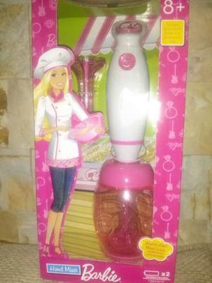 Barbie Juguete Niña Mezclador Batidora