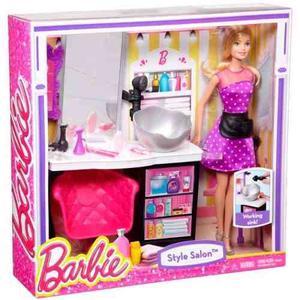 Barbie Salon De Belleza Malibu Nueva
