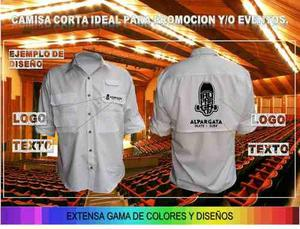 Camisas De Promocion Fabrica Uniformes Servicio Franelas