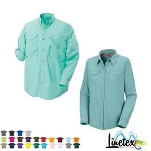 Camisas Tipo Columbia Para Tus Promociones O Empresa