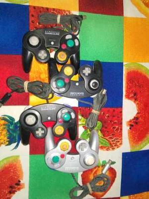 Controles Originales De Nintendo Game Cube