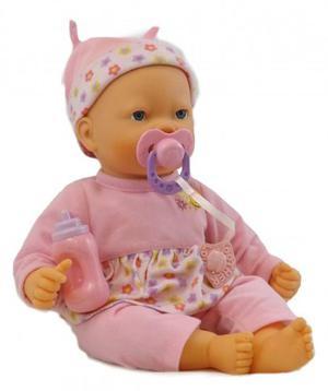 Hermosa Muñeca Baby Nice - Linda Caritas