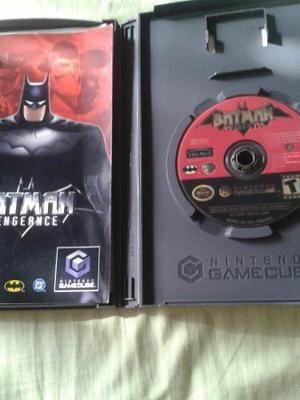 Juego De Batman De Game Cube