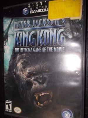 Juego De Gamecube King Kong