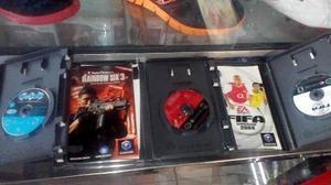 Juegos Game Cube 3 Por
