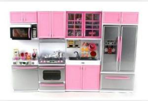 Juguete Set De Cocina Para Muñecas My Happy Kitchen Look D
