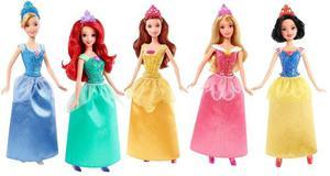 La Sirenita Princesa Disney Resplandeciente.