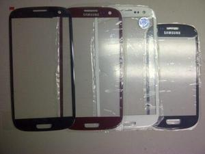 Mica Tactil Samsung S3,s4,s5 Iphone 4,5 Y 6 Instalada