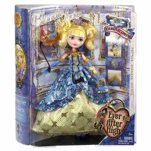 Muñeca Barbie Ever After High Blondie Lockes Ii