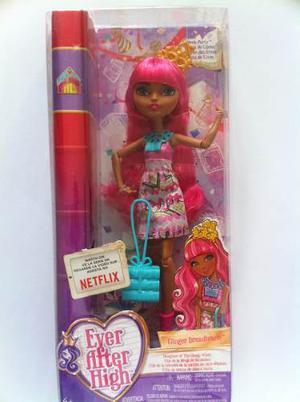Muñeca Ever After High Ginger Breadhouse De Mattel