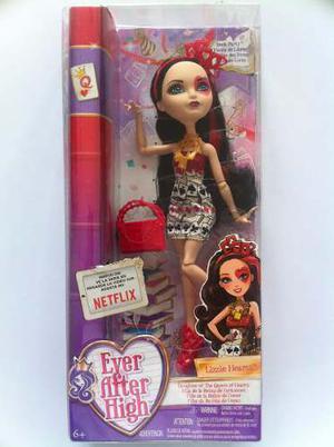 Muñeca Ever After High Lizzie Hearts De Mattel