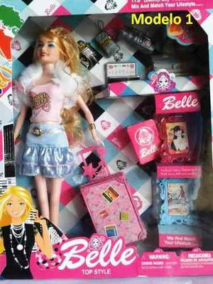 Muñecas Económicas / Juguetes Para Niñas / Modelos