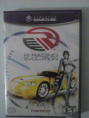 Racing Evolution + Pac Man Vs. Juegos Originales Game Cube