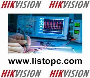 Reparación De Dvr Hikvision Servicio Técnico Especializado