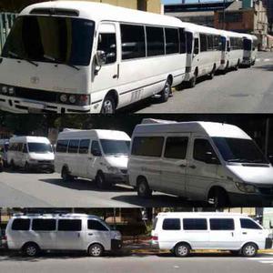 Servicio De Transporte Ejecutivo, Vans, Viajes, Turismo