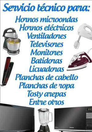Servicio Técnico Electrónico Para Electrodomesticos