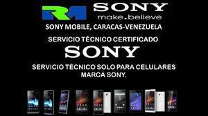 Servicio Tecnico Certificado Sony Mobile Venezuela