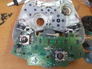 Servicio Tecnico Controles Ps2 Ps3 Ps4 Xbox 360 Xboxone