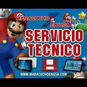 Servicio Tecnico Tablet Consolas De Video Juegos Ds, Psp