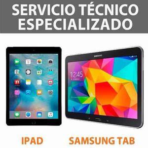 Servicio Tecnico Tablet Samsung Ipad Cambiamos Pantallas