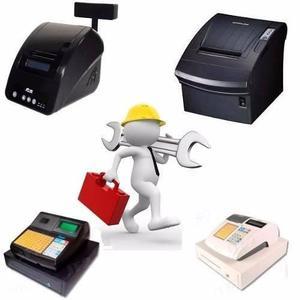 Venta Y Reparación De Maquinas Fiscales