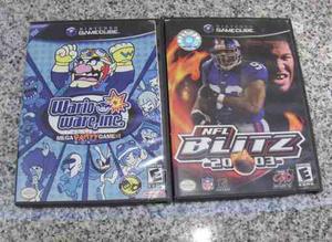Video Juegos Game Cube Varios Titulos Usados