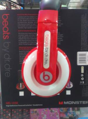 Audifonos Beats Monster Hd Grandes Oferta Aprovecha