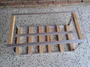 Estructura De Aluminio Para Rig Minería Ethereum, Btc, Etc
