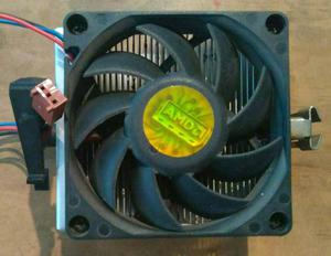 Fan Cooler Amd, Como Nuevo En Perfecto Estado(negociable)