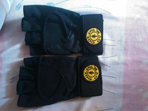 Guantes de Pesas Gold Gym Original