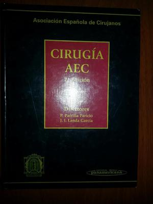 Libro de Cirugía