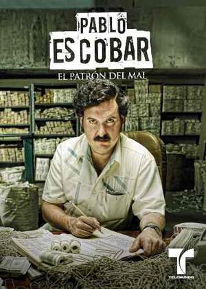 Pablo Escobar El Patron Del Mal En 12 Blu Ray