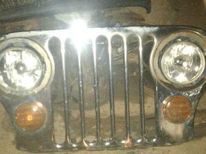 Parrilla De Jeep Cj7