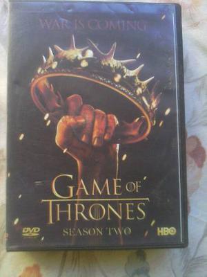 Serie Game Of Thrones 2da Temporada Completa