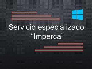 Servicio Tecnico Para Pc Profesional