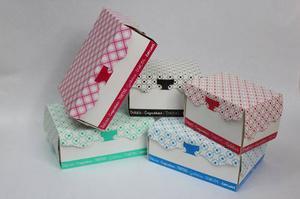Cajas Para Dulces, Cupcakes, Galletas, Tortas